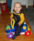 Brooks' first car