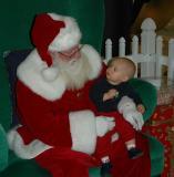Brooks and Santa