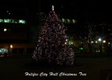 City Christmas Tree