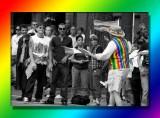 The Rainbow Vest