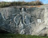 Peggy's Cove Carving
