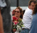 The Bride Arrives