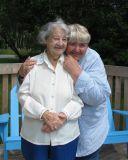 Aunt Edie & I
