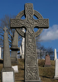 Celtic Cross Marker