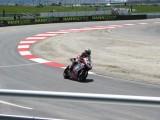 Fabrizio track exit