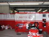 Xerox Ducati garage