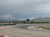 View from Release grandstands