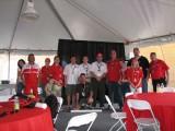 Xerox & Boulder Motorsports crew