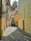 Prague, Alley