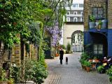 Kensington: Walking the Dog