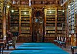 Prague, Monastery Library