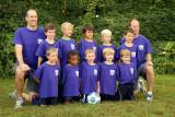 Vienna Youth Soccer - U6 Purple Panthers Fall 2010