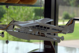 Model of the Seawings Cessna Grand Caravan on floats