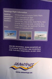 Seawings Flight Information - 04 883 2999 or 800 SEAWINGS