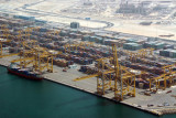 Port of Jebel Ali - container terminal