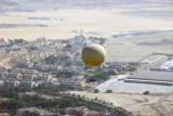 Ibn Battuta Observation Balloon in flight