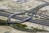 Ibn Battuta interchange, Sheikh Zayed Road