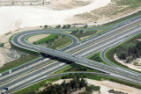 Al Ain Road at Nad al Sheba interchange