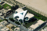 Ultramodern villa on Jumeirah Beach at the windsurfing beach