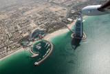 Circling the Burj al Arab