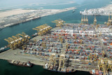 Port of Jebel Ali container terminal