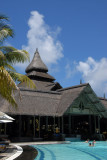 Main building, Shandrani Hotel