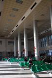 Waiting hall, Xining Railway Station