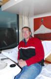 In the 4 berth cabin