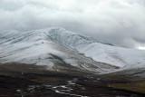 Snow capped mountains, Tibetan Plateau, Qinghai Province