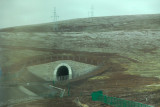Highest railroad tunnel in the world - Fenghuoshan - 5072m/16,093ft