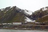 Tiny settlement along the Tibet-Qinghai Railroad