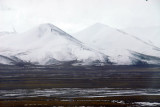 Nearing the border between Qinghai Province and the Tibet Autonomous Region
