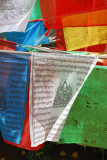 Prayer flags, Lhasa, Tibet
