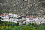 Drepung Monastery was closed during my Oct 2008 visit so the monks could be re-educated