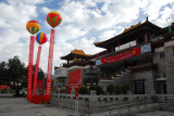 The impressive Tibet Museum in Lhasa
