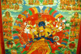 Thangka of Kalachakra, 18th Century