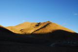 Early morning drive up Pang-la Pass