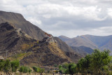 The Yarlung Valley south of Tsetang