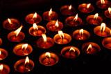 Candles, Chang Zhu Monastery