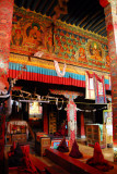 Assembly hall, Tsetang Monastery