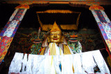 The Gelugpa sect, one of four in Tibet, are known as the Yellow Hat sect