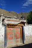 Typical gate in Tibet