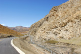 The water flowing west from Karo-la will pass Gyantse and join the Yarlung Tsampo near Shigatse