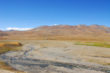 The broad valley between Karo-la Pass and Simi-la, the next pass to the west on the road to Gyantse