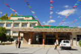 Our home for the night, the Gyantse Hotel