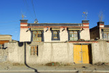Traditional style house along Yingxiong Beilu