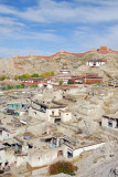 Old town and monastery, Gyantse