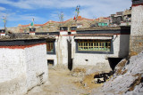 Overall I found Gyantse's old town in very good condition