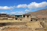 Village, Sakya Valley