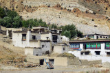 Roadside village, Sakya Valley